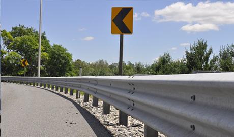 Guardrail Amp Road Signs Viebrock Sales Amp Service